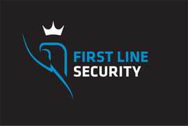 Logo van First Line Security