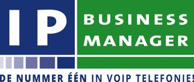 Logo van IP Business Manager
